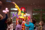Клоун на праздник