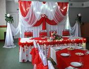 украшение свадебных залов
